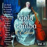 Viola da Gamba Edition, Vol. 2