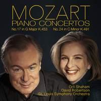 Mozart: Piano Concertos Nos. 17 & 24