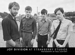 Joy Division at Strawberry Studios