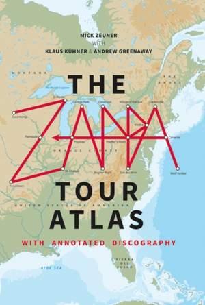 The Zappa Tour Atlas