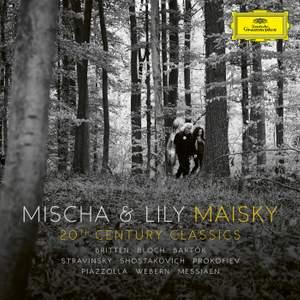 Mischa & Lily Maisky - 20th Century Classics