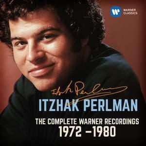 Itzhak Perlman - The Complete Warner Recordings 1972 -1980