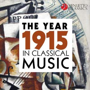 The Year 1915 in Classical Music Product Image