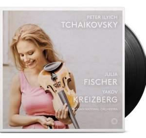 Tchaikovsky - Violin Concerto (Vinyl)
