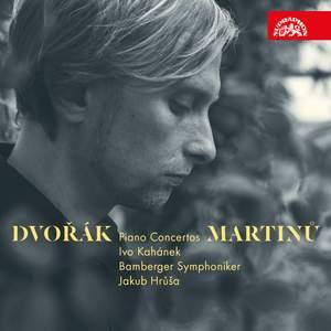 Dvořák & Martinů: Piano Concertos Product Image