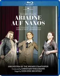 Richard Strauss: Ariadne auf Naxos (Blu-ray)