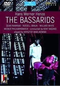 Hans Werner Henze: The Bassarids