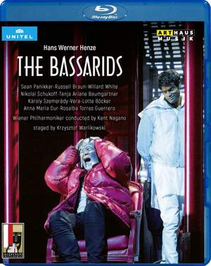Hans Werner Henze: The Bassarids Product Image