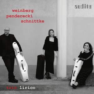 Weinberg, Penderecki & Schnittke: String Trios