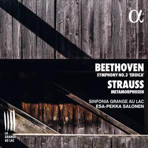 Beethoven: Symphony No. 3 'Eroica' & Strauss: Metamorphosen