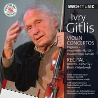 Violin Concertos and Recital