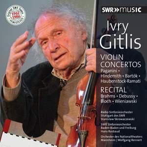 Gitlis: Violin Concertos
