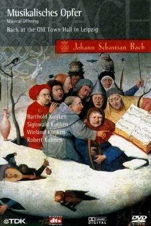 Js Bach: Musical Offering