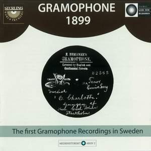 Gramophone 1899