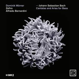 JS Bach: Cantatas and Arias for Bass