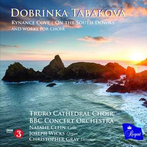 Dobrinka Tabakova: Kynance Cove, On the South Downs, and Works for Choir Product Image