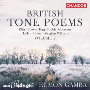 British Tone Poems Volume 2 Product Image