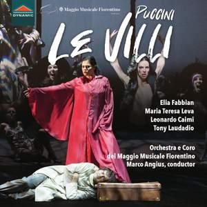 Puccini: Le villi (Live) Product Image
