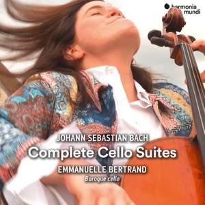 JS Bach: Complete Cello Suites