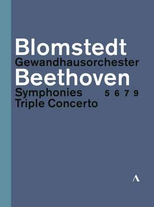 Beethoven: Symphonies Nos. 5, 6, 7 & 9 & Triple Concerto