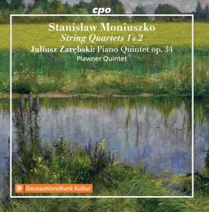 Stanislaw Moniuszko: String Quartets Nos. 1 & 2 Product Image