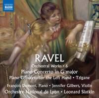 Ravel: Orchestral Works Vol. 6