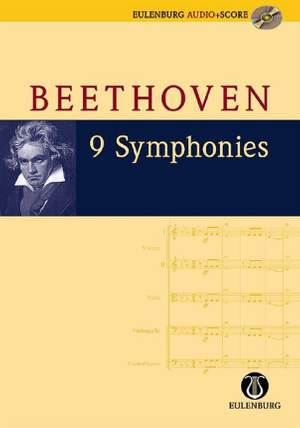 Beethoven: 9 Symphonies Product Image