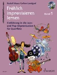 Fröhlich improvisieren lernen Band 1