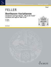 Feller, H: Beethoven Variations