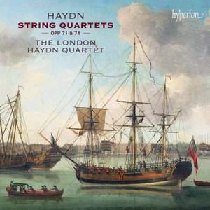 Haydn: String Quartets Op. 71 & 74