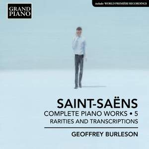 Saint-Saëns: Complete Piano Works, Vol. 5