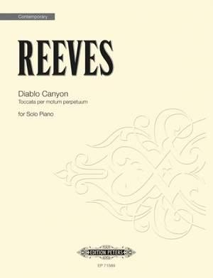 Camden Reeves: Diablo Canyon