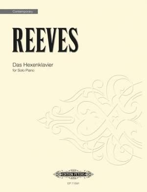 Camden Reeves: Das Hexenklavier