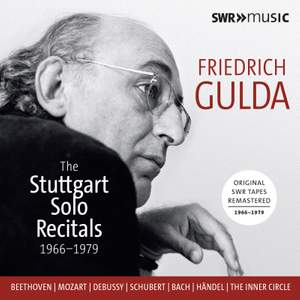Friedrich Gulda: The Stuttgart Solo Recitals - 1966-1979