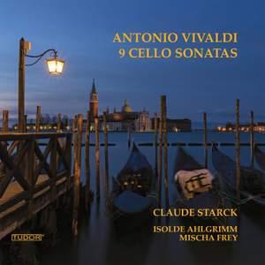 Vivaldi: 9 Sonatas for Cello and Continuo