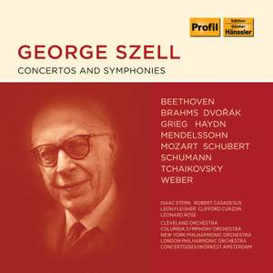 George Szell: Concertos and Symphonies