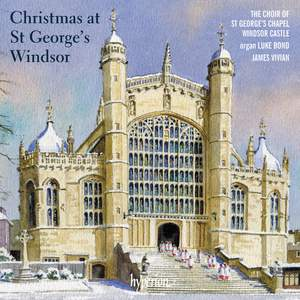 Christmas at St George's Windsor