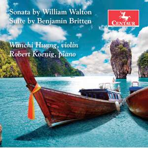 Walton & Britten: Works for Violin & Piano Product Image