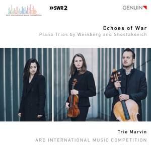 Echoes of War: Piano Trios by Weinberg & Shostakovich