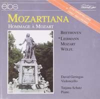 Mozartiana - Homage To Mozart