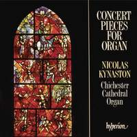 Concert Pieces for Organ