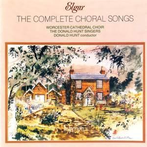 Elgar: The Complete Choral Songs