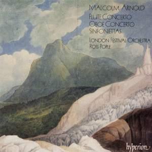Arnold: Sinfoniettas & Concertos