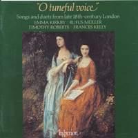 Orpheus: O tuneful voice