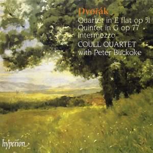 Dvorák: String Quartet, Quintet & Notturno