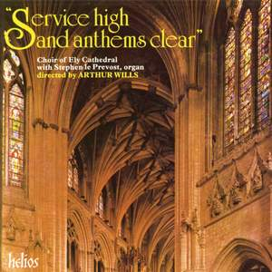 Service high & anthems clear