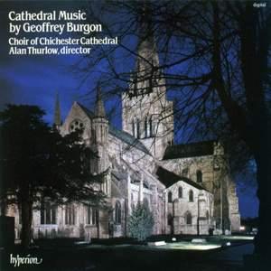 Burgon: Cathedral Music