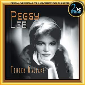 Peggy Lee, Gentle Ballads