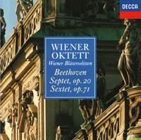 Beethoven: Septet Op. 20 & Sextet Op. 71