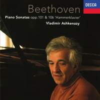 Beethoven: Piano Sonatas Nos. 28 & 29 'Hammerklavier'